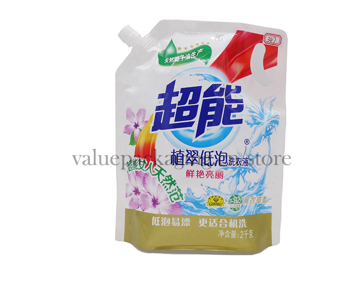 2L-liquid-detergent-pack-Chaoneng-china-local-brand