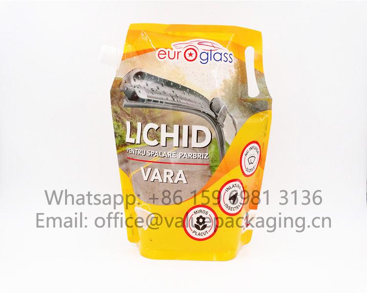 3Liter-spout-doypack-for-car-wash-chemicals