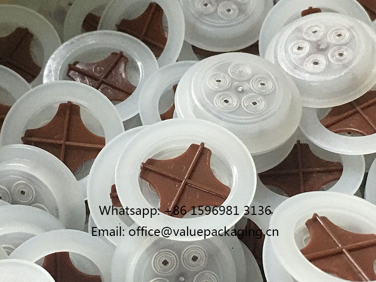 one-way-degassing-valve-for-roasted-coffee-beans-package