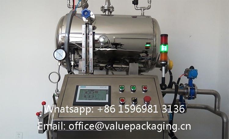 retort-test-equipment