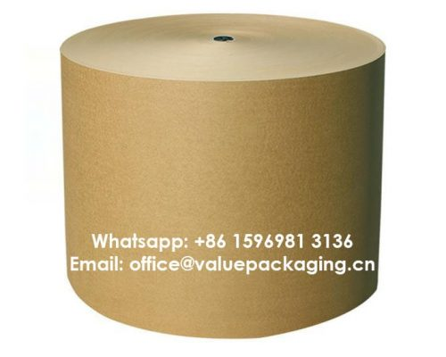 Brown-Kraft-paper-by-china-manufacturer