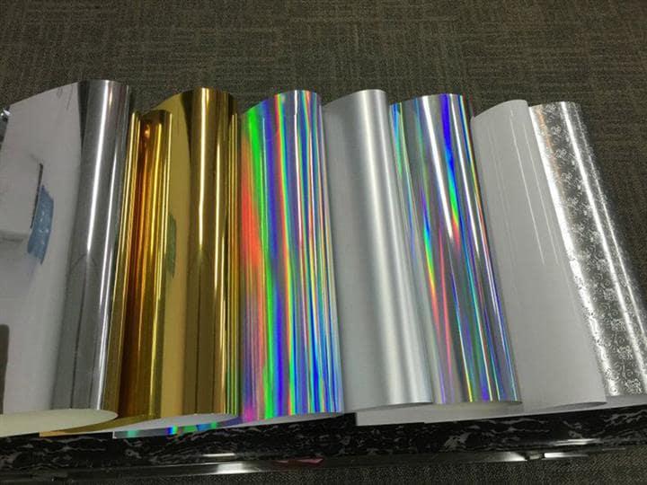 Metallic-paper-holographic
