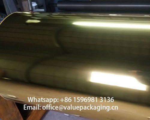 golden-metallized-paper-roll