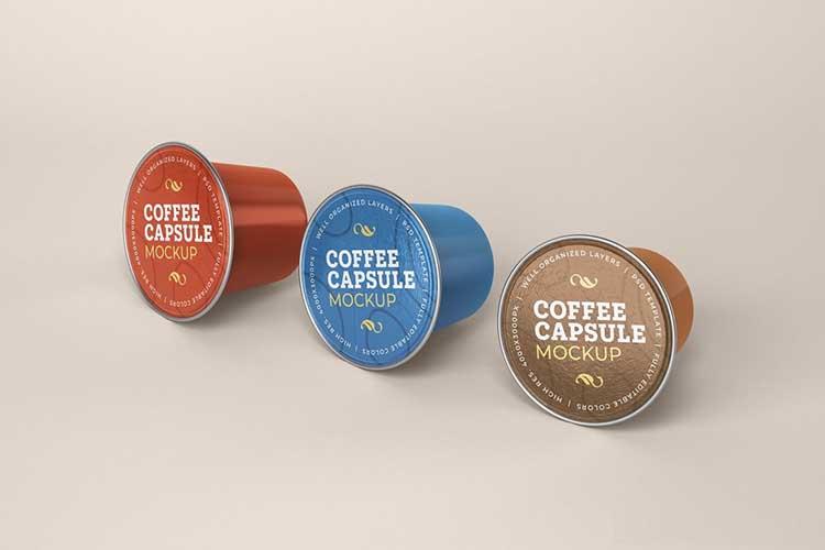 Coffee-capsule