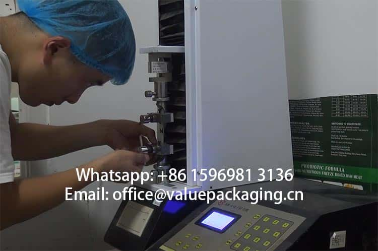 tensile-testing-PLA-compostable-film